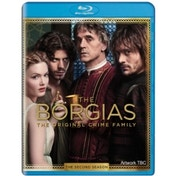 Borgias Season 2 Blu-ray