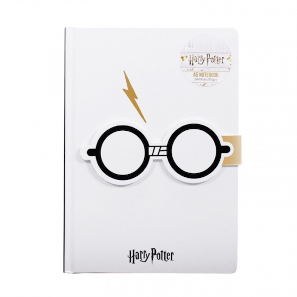 Harry Potter - Glasses And Scar A5 Notebook