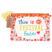 Festival Face Make up Pouch