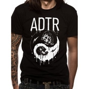 A Day To Remember - Yin Yang Men's Small T-Shirt - Black