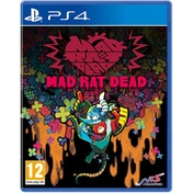 Mad Rat Dead PS4 Game