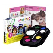 Snazaroo Palette Kit Rainbow Face Painting Kit