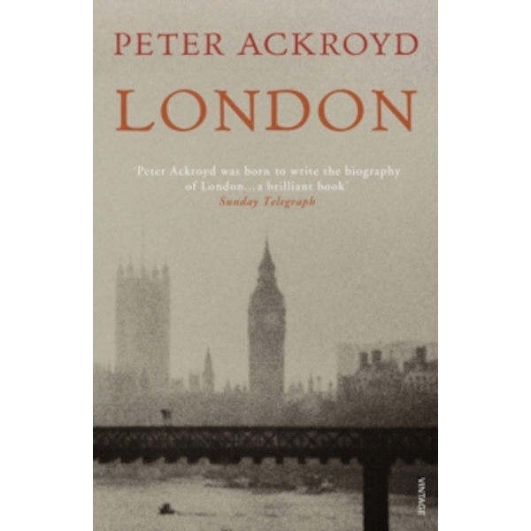 London: The Concise Biography by Peter Ackroyd (Paperback, 2012)
