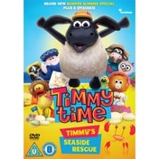 Timmytime Seaside Rescue DVD