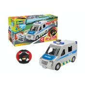 Police Van 1:20 Scale Revell Junior RC Kit