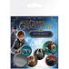 Fantastic Beasts 2 Nifflers Badge Pack - Image 2