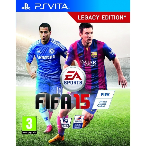 FIFA 15 PS Vita Game - Image 1