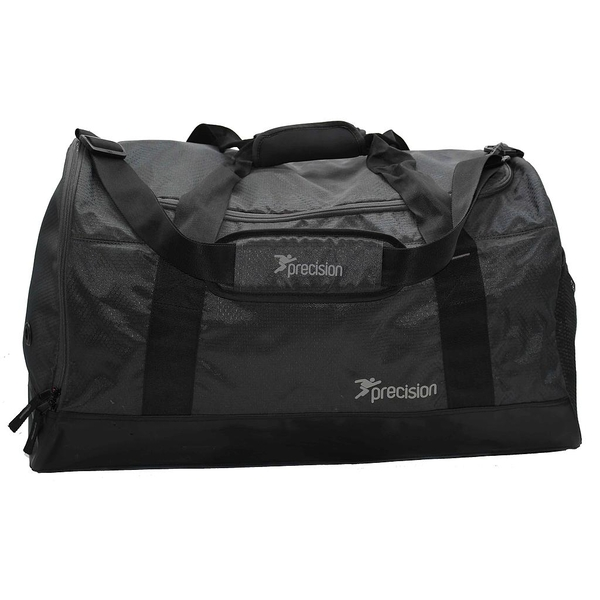 Precision Pro HX Team Holdall Bag  - Charcoal Black/Red