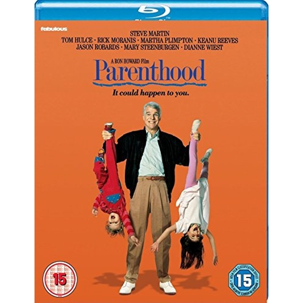 Parenthood 2016 Blu-ray