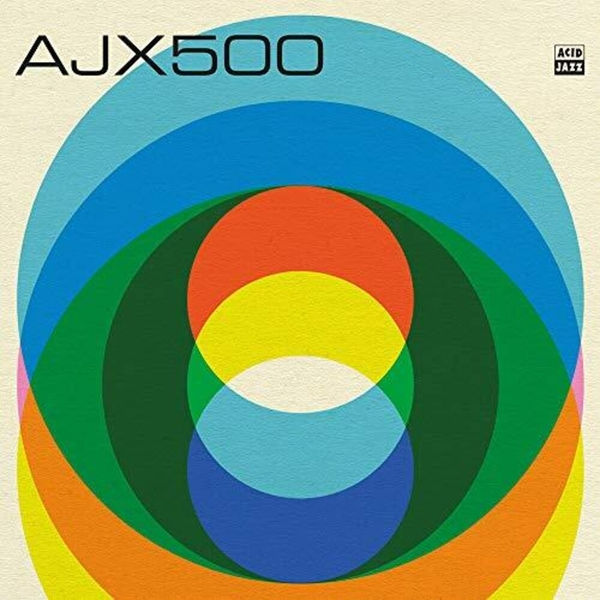Various - AJX500 A Collection From Acid Jazz Vinyl