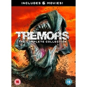 Tremors: 6 Film Collection DVD