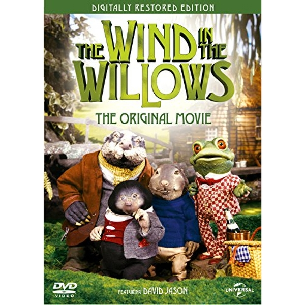 The Wind In The Willows DVD