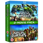 Teenage Mutant Ninja Turtles / Teenage Mutant Ninja Turtles: Out Of The Shadows Blu-ray