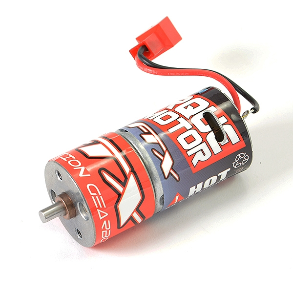 Ftx Outback Ranger Xc Rc370 Motor W/Reduction Gearbox
