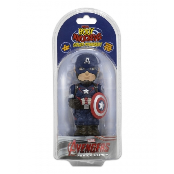 Captain America (Avengers: Age of Ultron) Neca Body Knocker - Image 2