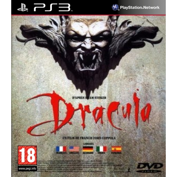Dracula Complete Collection PS3 Game