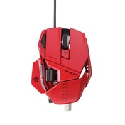Cyborg R.A.T RAT - 7 Gaming Mouse Red PC