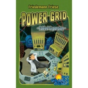 Ex-Display Power Grid: Fabled Expansion Used - Like New
