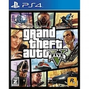 Ex-Display Grand Theft Auto GTA V (Five 5) PS4 Game Used - Like New