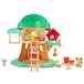 Pokemon Pika-Poke Petite Pals Escape In The Forest Fairy Tree Playset - Image 2