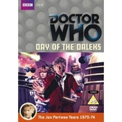 Doctor Who Day of the Daleks DVD