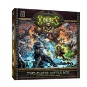 Hordes Two Player Battle Box Board Game