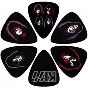 Kiss Guitar Pick - 6 Pack