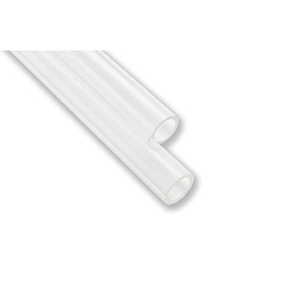 EK Water Blocks EK-HD PETG Clear Tube 10/12mm 500mm (2pcs)