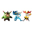 Pokemon Action Pose Figure 3-pack Assortment - 1 At Random