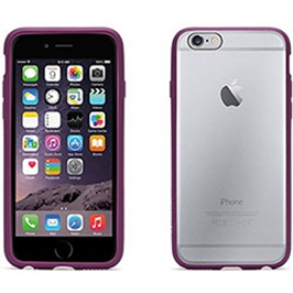 Reveal Case for iPhone 6 Purple/Clear