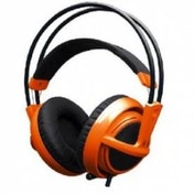 SteelSeries Siberia V2 Full Size Orange Headset with Microphone