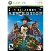 Sid Meier's Civilization Revolution Game Xbox 360 (#)