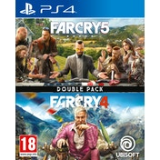 Far Cry 4 & Far Cry 5 Double Pack PS4 Game