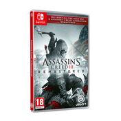 Assassin's Creed III Remastered Nintendo Switch Game