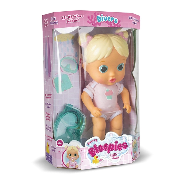 Bloopies Baby Sweety Doll