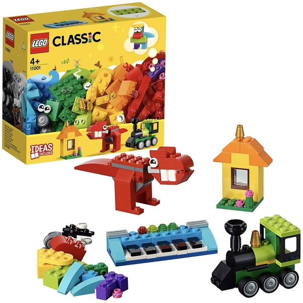 Lego Classic Bricks and Ideas Construction Set
