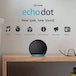 All-new Amazon Echo Dot (4th generation) Smart speaker with Alexa Twilight Blue - Image 2