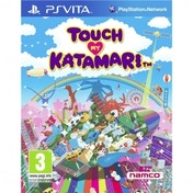 Touch My Katamari Game PS Vita