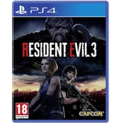 Resident Evil 3 Remake PS4 Game