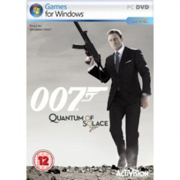 James Bond Quantum Of Solace Game PC