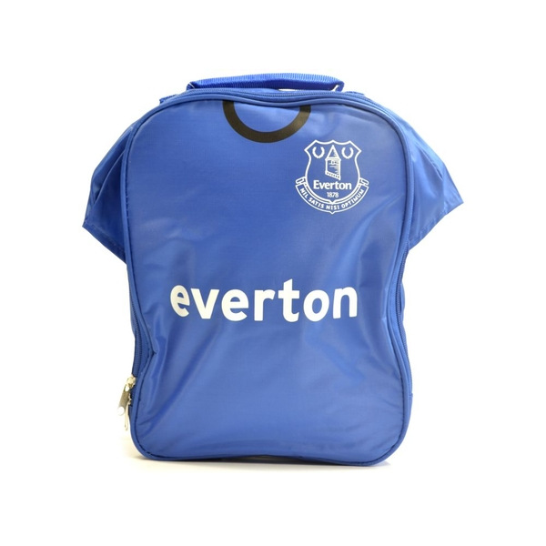 Everton Kit Lunch Bag Blue and White