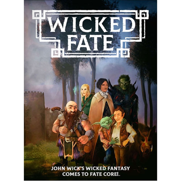Wicked Fate Board Game