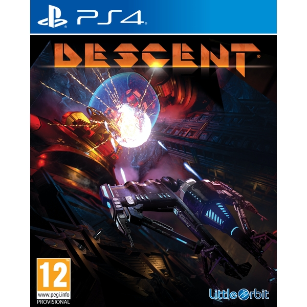 Descent [2019] PS4 Game