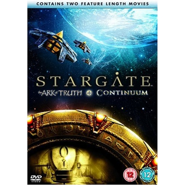 Stargate: Continuum/Stargate: The Ark Of Truth DVD