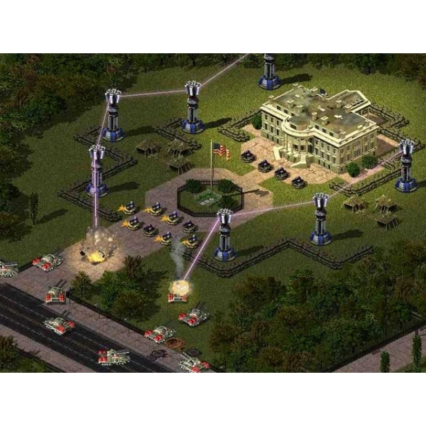Command & Conquer The First Decade Game (Classics) PC