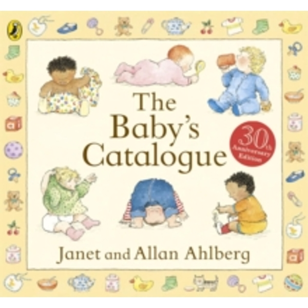 The Baby's Catalogue by Allan Ahlberg (Hardback, 2012)