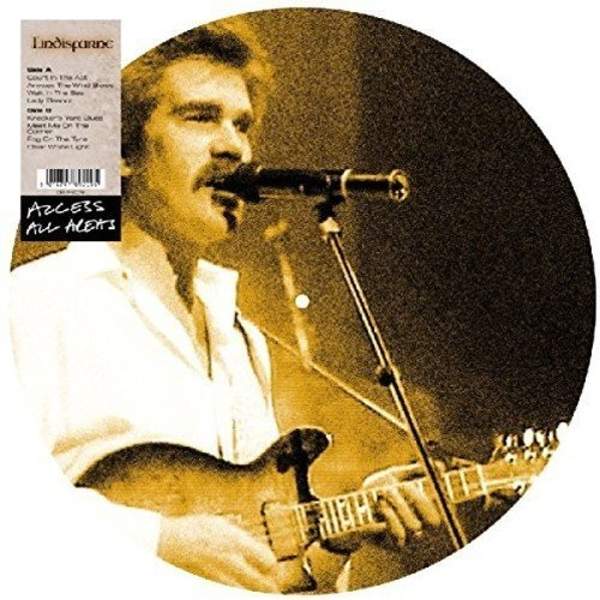 Lindisfarne - Access All Areas (Picture Disc) Vinyl