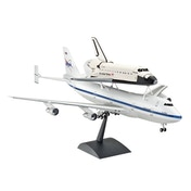 Ex-Display Revell 1:144 Scale Space Shuttle and Boeing 747 Model Kit Used - Like New