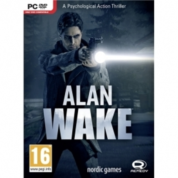 Alan Wake Game PC