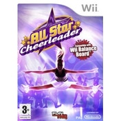 All Star Cheerleader Game Wii